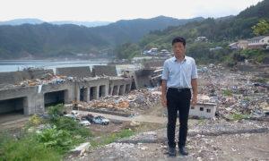 2011年7月4日~6日 岩手県被災地視察