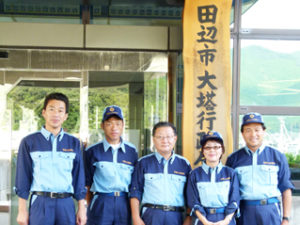 2012年3月28日~30日 和歌山県議会会派 改新クラブの県内視察