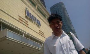 2013年3月23日 和歌山県議会会派視察でマレーシア 梅海外市場調査
