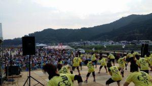 2015年8月9日 ボランティア参加した大塔地球元気村