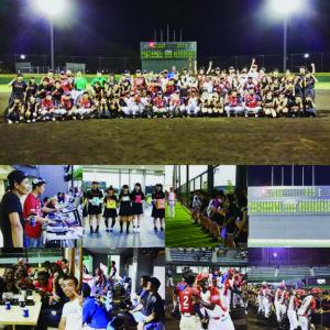 西アフリカベースボールプロジェクト関西ラウンド(上富田球場)