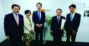2017年3月28日~29日 和歌山県議会改新クラブ県外視察